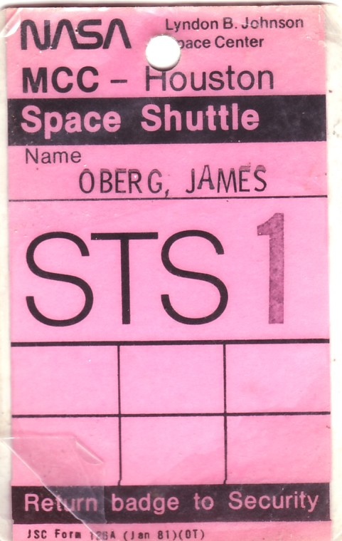 STS1 badge